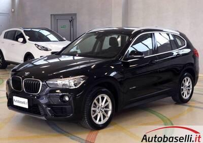 BMW X1 xDrive18d Business usata