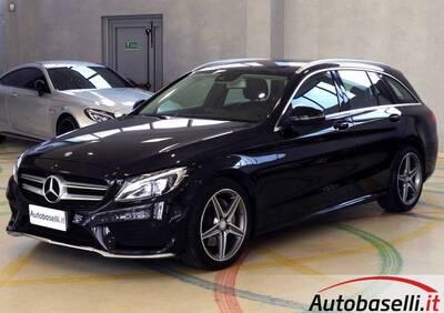 Mercedes-Benz Classe C Station Wagon 220 BlueTEC Automatic Premium usata