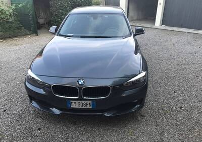 BMW Serie 3 318d Business aut. usata