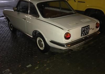 Fiat 850 VIGNALE Coupe Unico proprietario  epoca