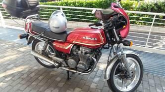 Honda CB 650 epoca