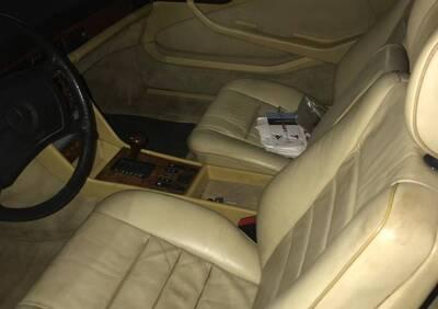 Mercedes-Benz 500sec  epoca