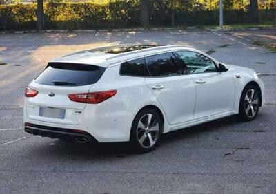 Kia Optima Sport Wagon 1.7 CRDi Stop&Go DCT7 Sportswagon Business Class