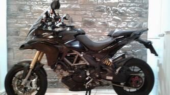 Ducati Multistrada 1200 S Sport (2010 - 12) usata