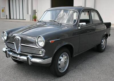 Alfa Romeo Giulietta ti  epoca