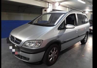 Opel Zafira 16V cat Elegance