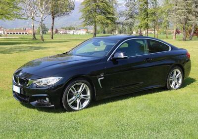 BMW Serie 4 Coupé 420d  Msport
