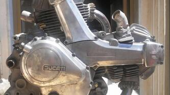 Ducati Pantha 500 epoca