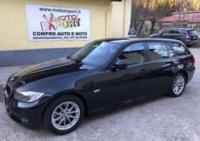BMW Serie 3 318d 2.0 143CV cat