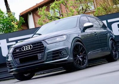 Audi SQ7 4.0 V8 TDI quattro tiptronic usata