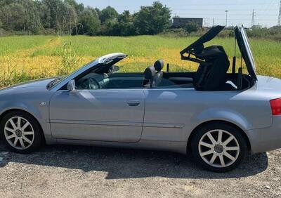 Audi A4 Cabrio Cabriolet 2.7 V6 TDI F.AP. multitr. usata