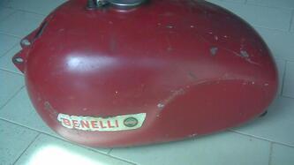 Benelli 125 Leoncino sport epoca