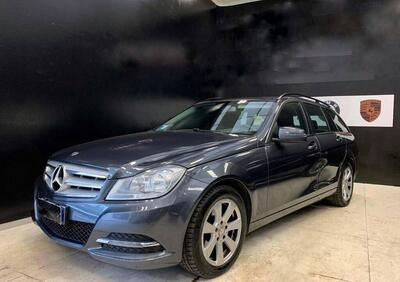 Mercedes-Benz Classe C Station Wagon 180 CDI Trend