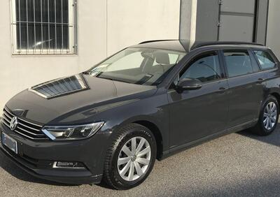 Volkswagen Passat Variant 1.6 TDI Trendline BlueMotion