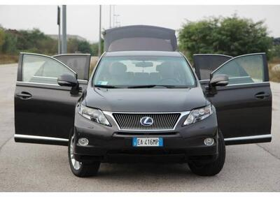 Lexus RX Hybrid Ambassador usata