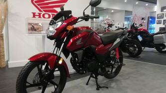Honda CB 125 F (2021) nuova