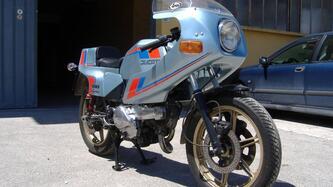Ducati Pantah 500 SL epoca
