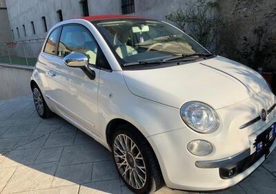 """Fiat 500 Cabrio 1.2 """"S"""""""