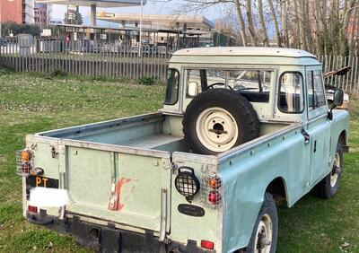 Land Rover 109 PICK UP  epoca