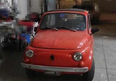Fiat 500 F del 1972  epoca