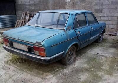 Fiat 132  epoca