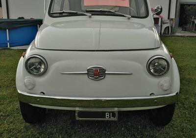 Fiat 500F  epoca