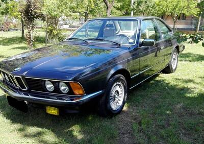 BMW 628 CSI  epoca