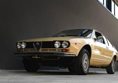Alfa Romeo ALFETTA GT 1.6   epoca