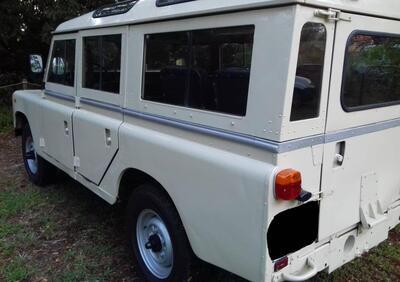 Land Rover 109 III serie Santana Especial  epoca