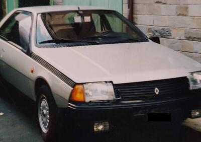 Renault FUEGO GTS  epoca