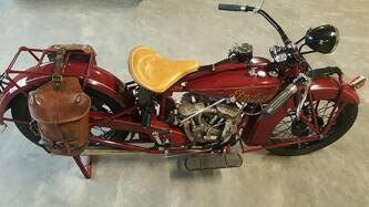 INDIAN SCOUT 101 epoca