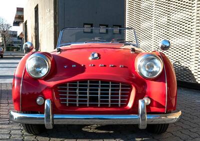 Triumph TR3 A  epoca