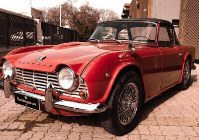 Triumph TR 4   epoca