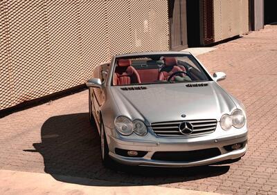 Mercedes-Benz SL 55 Kompressor cat AMG usata