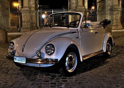 Volkswagen Maggiolone cabrio  epoca