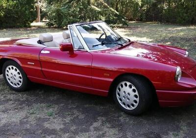 Alfa Romeo Spider  epoca