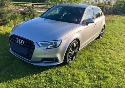 Audi A3 Sportback 2.0 TDI 150 CV clean diesel quattro edition