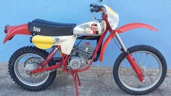 Tm Moto 125 Regolarità pre-serie 1978 epoca