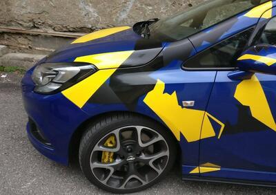 Opel Corsa Coupé 1.6 Turbo OPC usata