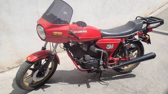 Moto Morini Sport 350 epoca